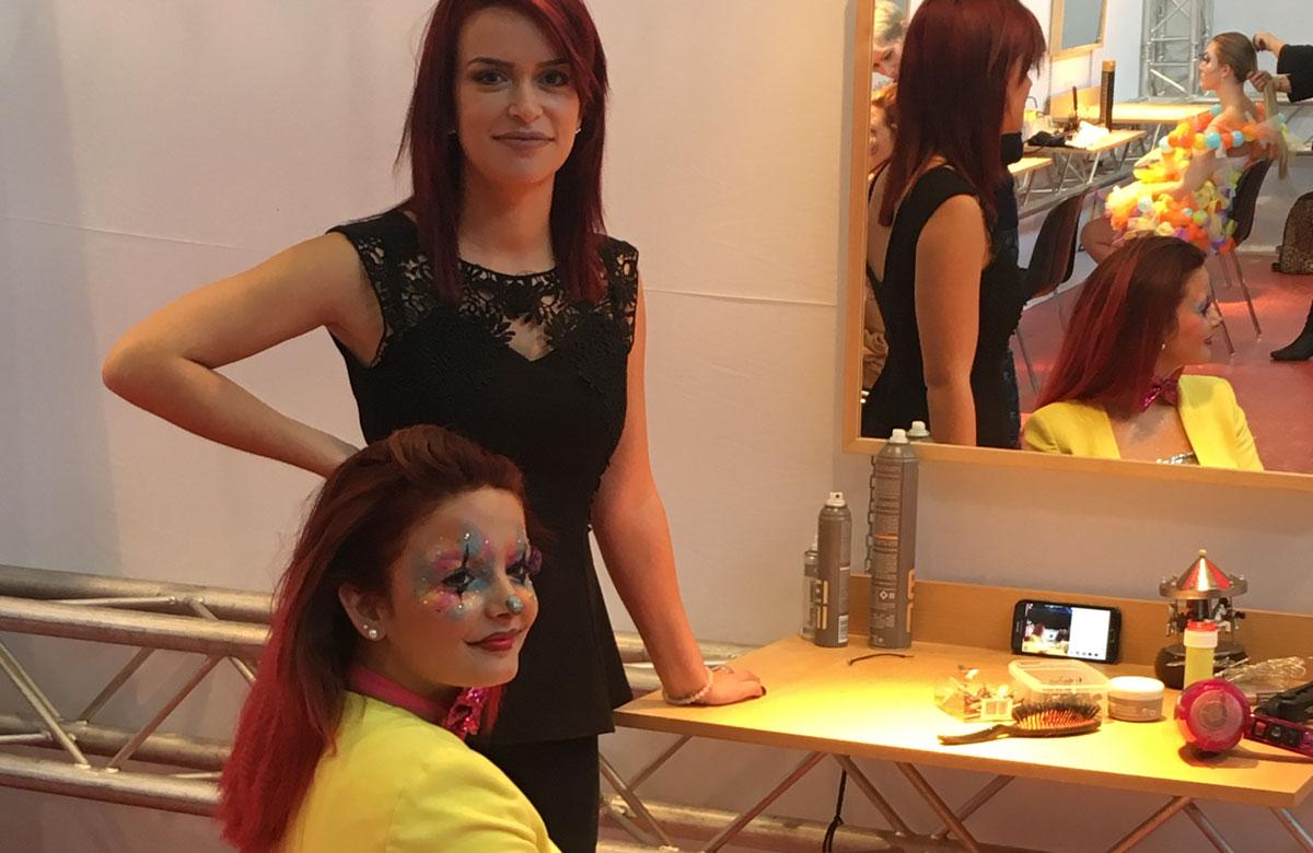 Salon de la coiffure eurexpo lyon coiffures modernes et for Eurexpo salon